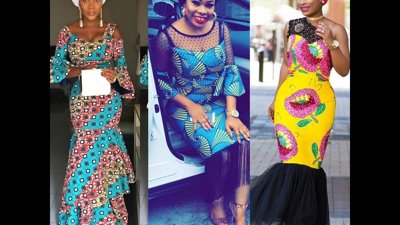 Latest Ankara Style For 2017 For Beautiful Ladies
