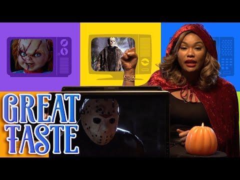 The Best Horror Movie Villain | Great Taste
