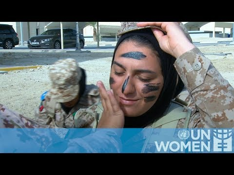 UAE Women's Peacekeeping Training