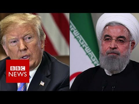 US-Iran sanctions: What do they mean? - BBC News