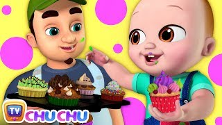 The Muffin Man - ChuChu TV Nursery Rhymes & Kids Songs