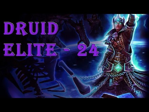 Grim Dawn - Seal of Loghorrean/Edge of Madness - The End - Druid 24 [1080p/60fps/commentary]