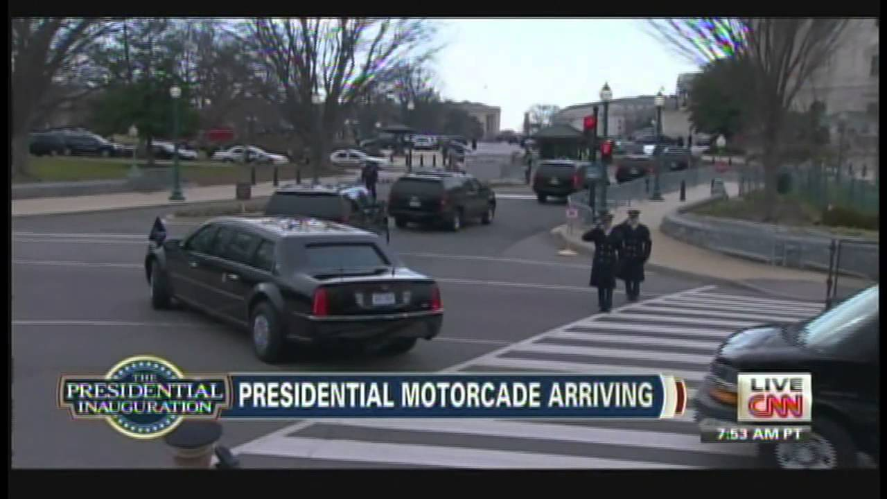 President Obama Inauguration 10 45 Am Presidential
