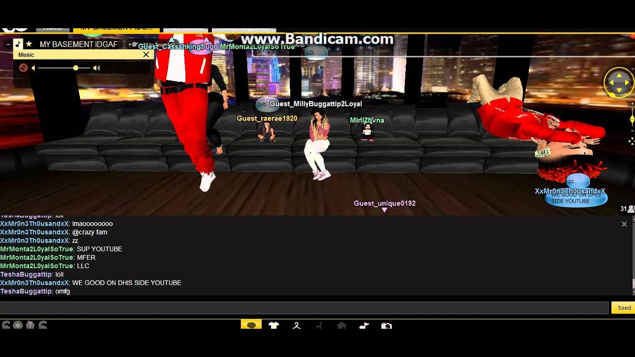 How To Make Another Room My Default Room On Imvu