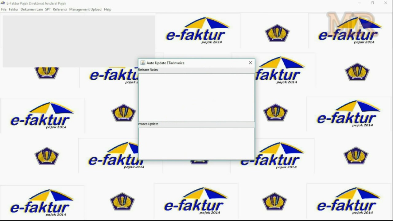 E Faktur Gagal Update Error Etax 40006 Error Update Tidak Dapat