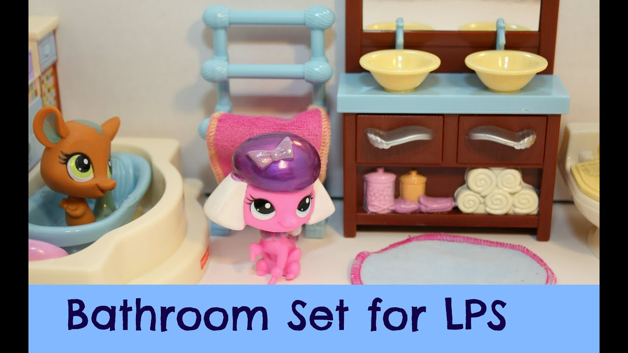 Fisher Price Loving Family Dollhouse Bathroom Review Using It For Lps You