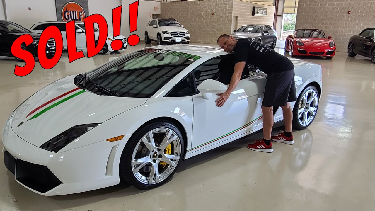 Why I Sold My Lamborghini  :(