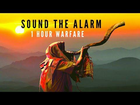 SOUND THE ALARM/ WARFARE INSTRUMENTAL/1 hour MUSIC