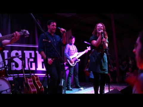 The Lone Bellow at Cottonseed Studios Live in Opelika, Alabama