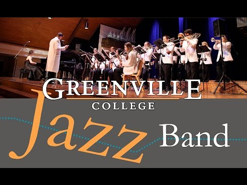 GC Jazz Band- End of Year Concert