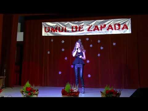 Diana Damian -Uncover   (cover) In recital la Concursul  Omul de zapada