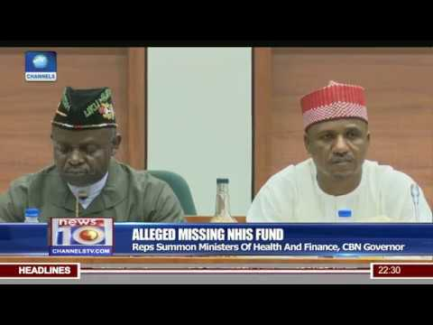 NHIS Fund: Reps Summon Minister Of Health And Finance, CBN Governor