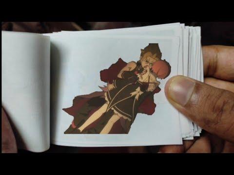 Re:Zero #2 Roswaal kills Ram and Garfiel Flipbook | Re:Zero kara Hajimeru Isekai Season 2 Episode 11