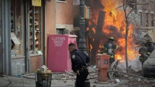 East Village Explosion Possibly Caused by Gas Leak