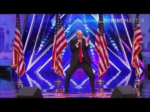 Chat Deni maar deni Ft Trump Dancing