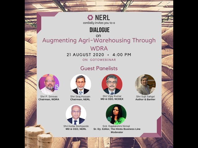 A Dialogue | Augmenting Agri-Warehousing Through WDRA
