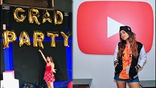 I AM A YOUTUBE GRADUATE! | Larissa D'Sa thumbnail