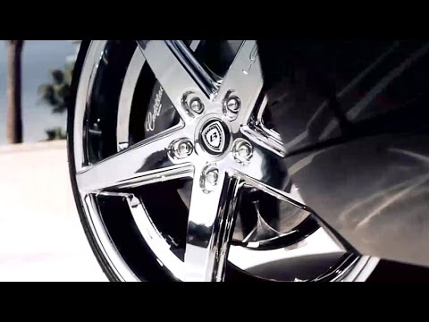 "Lexani Rims - Chrome Series 20"" R-FOUR 2013 Cadillac XTS ..."
