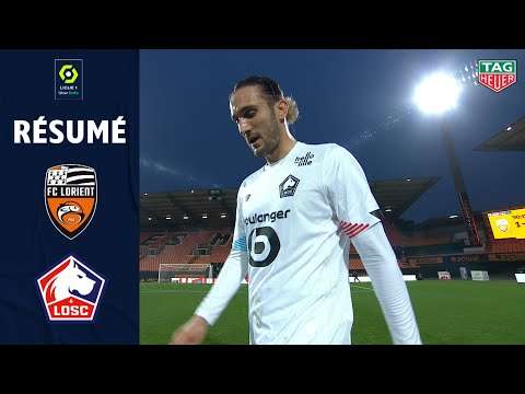 Lorient Lille Goals And Highlights
