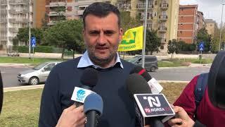 Coldiretti e Campagna Amica adottano la rotatoria di via Caldarola