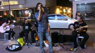 Rock Legend Busker DATA - Permaisuri (Cover)