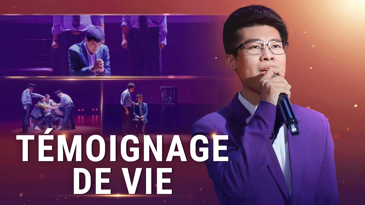 Louange chrétienne « Témoignage de vie » Musique chrétienne