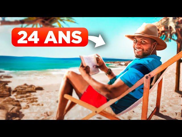 10'000'000€ - JE PRENDS MA RETRAITE À 24 ANS