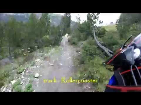 rollercoaster soldeu bikepark