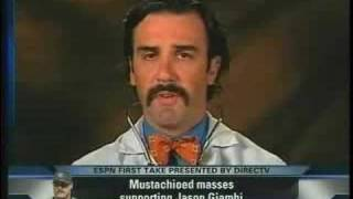 American Mustache Institute on ESPN2 - full clip