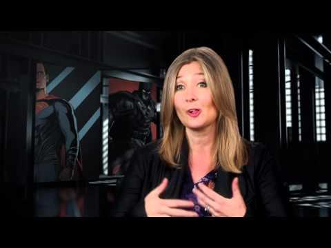 Batman V Superman Producer Behind The Scenes Interview - Deborah Snyder