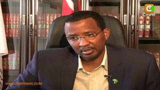 NewsMakers 2013: Ahmed Isaack Hassan