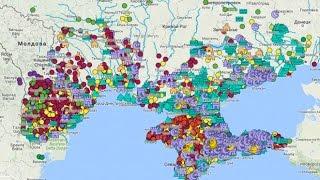В Германии создали интерактивную карту с крымскотатарской топонимикой