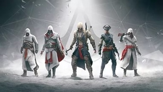 Топ 5 литералов по Assassins Creed