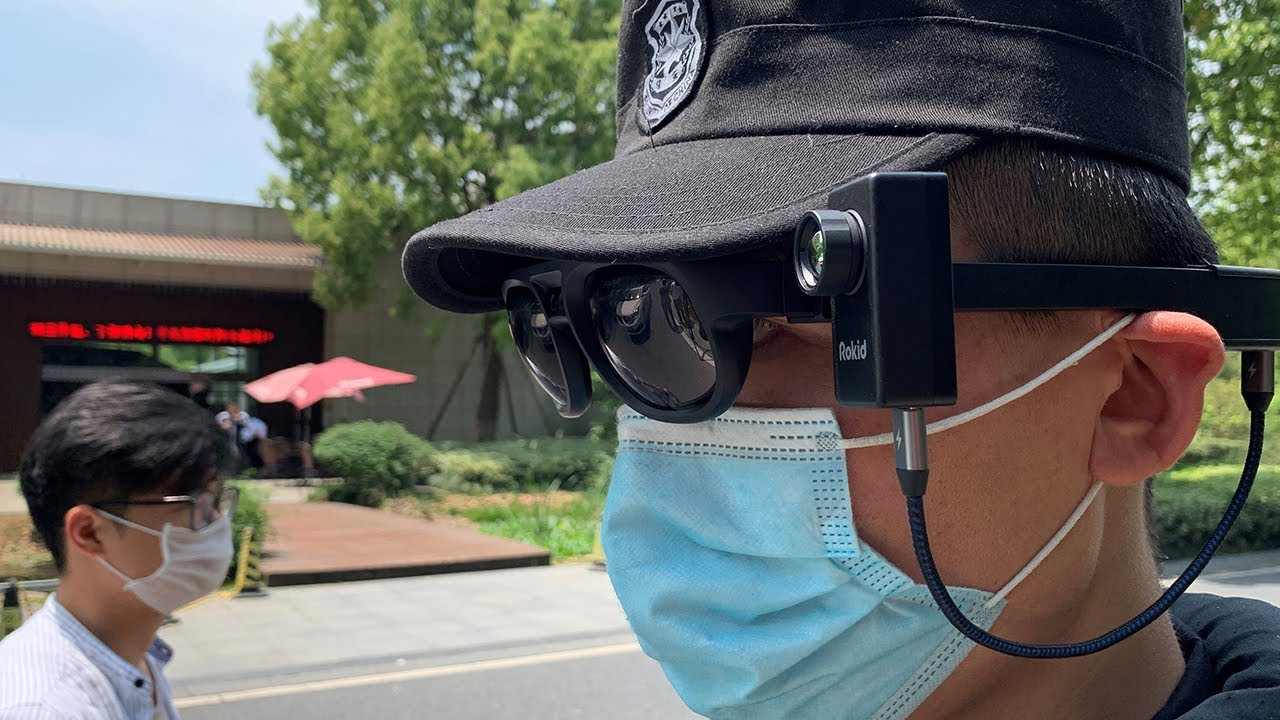 Sunglasses developed to spot people with coronavirus symptoms ...