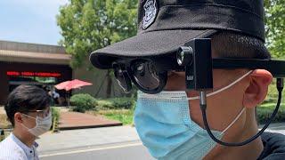 video: Watch:Sunglasses developed to spot people with coronavirus symptom