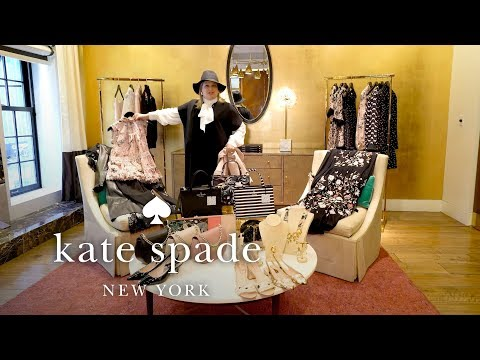 New Clothing! | February New Arrivals | Talking Shop With Tiffany | Kate Spade New York
