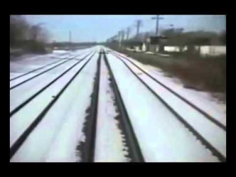 Авария на переезде!!! Вид из поезда!!!