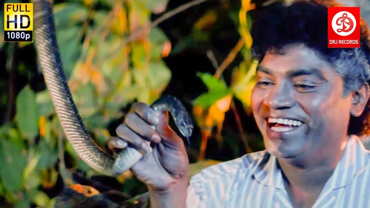 Johnny Lever Snake Comedy - जॉनी लीवर कॉमेडी सीन - Best Johny Lever Comedy Scenes