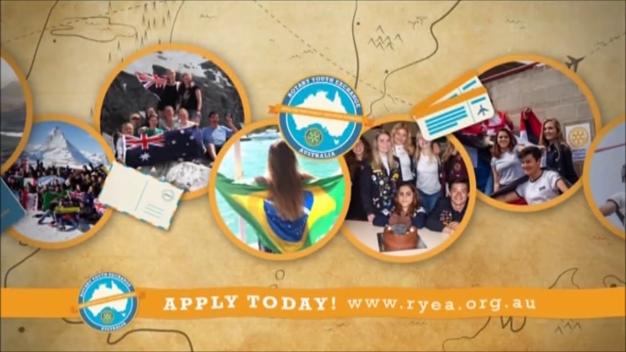 TVC - Rotary Youth Exchange Australia (2018)