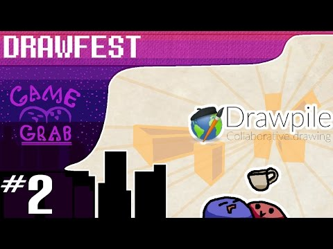 Drawfest | Funny Jokes, Don't Starve Fan Art, Teacups! | Episode 2