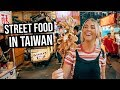 We Tried Taiwanese Street Food in Taiwan Night Market | Kaohsiung, Taiwan