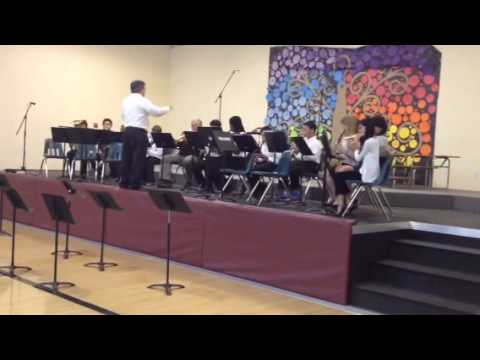 Winter Music Concert at Miramonte School
