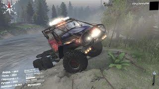 Урал-375 Триал  для Spin Tires
