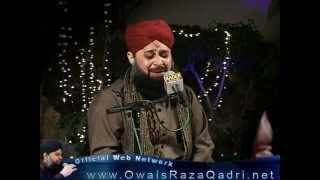 Paigham Saba Layi Hai(Exclusive)-Owais Raza Qadri-Karachi Mehfil 2012