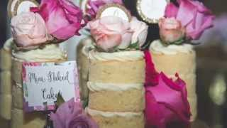 Pink And Gold Floral Christening Via Little Wish Parties Childrens Party Blog