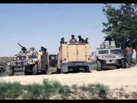 Security Forces Launch Helmand Operation/راه اندازی عملیات در هلمند