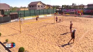 Пляжный волейбол (финал) СССР-Холодный Царь