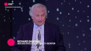 """Richard Dawkins sobre ciencia, """"creación"""" y Darwin - segunda charla en Congreso Futuro 2019"""