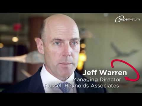 SuperReturn U.S.  2015 - Interview with Jeff Warren, Russell Reynolds Associates