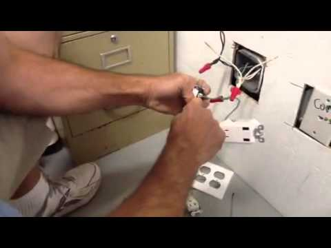 How to USB Wall Outlet Installation - YouTube